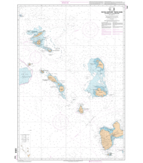 7630 - Petites Antilles - Partie Nord - De Anguilla à la Guadeloupe