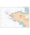 7076 - De Saint-Nazaire à Saint-Malo - carte marine numérique