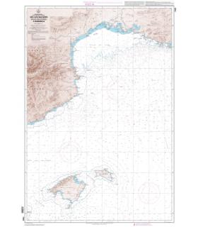 7203 - Des îles Baléares (Islas Baleares) à Marseille
