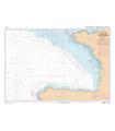 7211 - Golfe de Gascogne - De Brest à Cabo Finisterre - carte marine numérique
