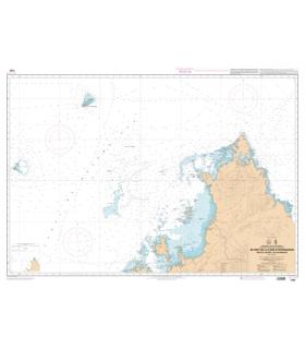 7491 - De Nosy Bé à la Baie d'Antsiranana - Récif du Geyser - Iles Glorieuses