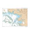 6554 - Baie Chasseloup - Anse Vavouto - Carte marine Shom numérique