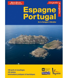 Guide Imray Espagne - Portugal
