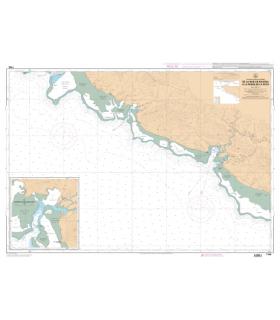 7168 - De la Baie de Bourail à la Passe de la Poya