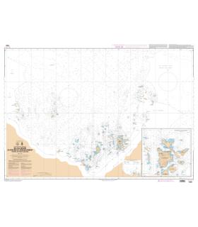 7593 - De l'Ile Hélène au Rocher du Débarquement - Archipel de Pointe Géologie