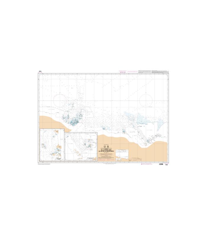 7594 - De la Pointe Ebba au Cap de la Découverte