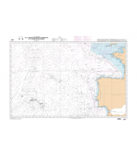 6623 - De La Manche au Détroit de Gibraltar et à l'archipel des Açores