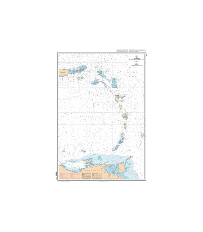 7475 - De Puerto Rico à Trinidad