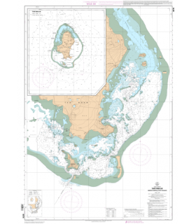 6876 - Iles Wallis - Accès à Mata Utu et Halalo