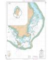 6876 - Iles Wallis - Accès à Mata Utu et Halalo - Carte marine numérique