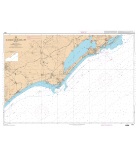 7054 - De l'embouchure de l'Aude à Sète