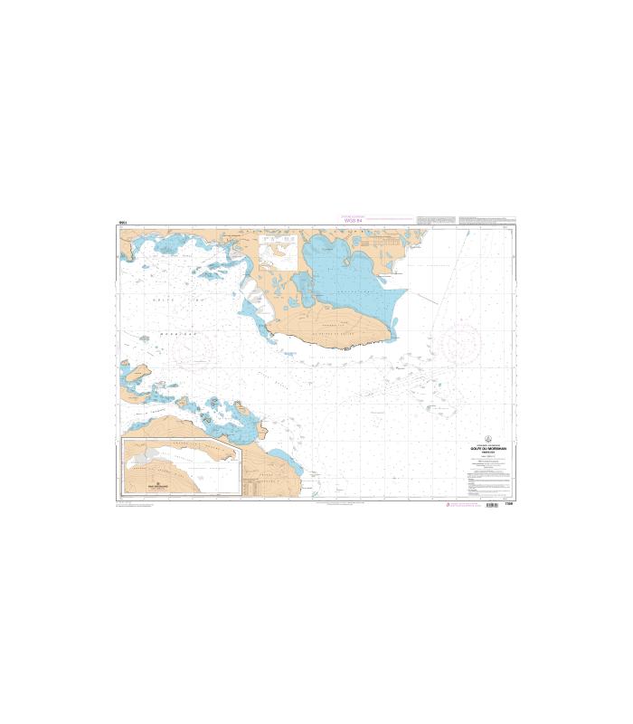 Carte Marine Afrique Du Sud.Carte Marine Shom Numerique 7358 Iles Kerguelen Golfe Du