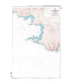 6610 L - De Bandol au Cap Sicié, Rade du Brusc - Carte marine Shom papier