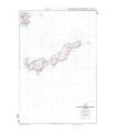 6615 - Iles de Port-Cros et du Levant (Iles d'Hyères) - Carte marine Shom papier