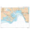 6684 L - Golfe et Port de Fos - Carte marine Shom papier