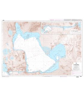 6907 L - Etang de Berre - Carte marine Shom papier