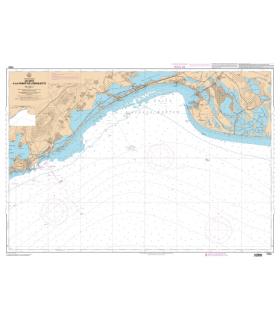 7053 L - De Sète à la Pointe de l'Espiguette - Carte marine Shom papier