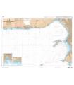 7392 L - Du Cap Couronne au Cap Croisette - Golfe de Marseille - Carte marine Shom papier