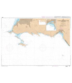 7393 L - Du port de La Pointe Rouge à Cassis - Calanques de Cassis - Carte marine Shom papier
