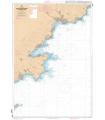 7408 L - De Cavalaire-sur-Mer à la Rade d'Agay - Carte marine Shom papier
