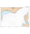 7507 L - Du Golfe du Lion aux Bouches de Bonifacio - Carte marine Shom papier