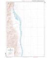 6823 L - Abords Sud de Bastia - Carte marine Shom papier
