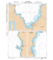 6850 L - Saint-Florent,Centuri,Macinaggio - Carte marine Shom papier