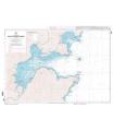 6911 L - Golfe de Porto-Vecchio - Carte marine Shom papier