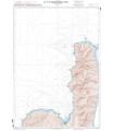 6969 L - Du Cap Corse à la Punta di l'Acciolu - Golfe de Saint-Florent - Carte marine Shom papier