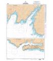 7096 L - Baie de Figari - Port de Bonifacio - Carte marine Shom papier