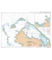 7492 - Ile de Mayotte - Partie Nord - De la Passe des Îles Choazil à Dzaoudzi - Carte marine numérique