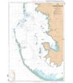 7494 - Ile de Mayotte - Partie Ouest, De Chissioua Mbouini à la Baie d'Acoua - Carte marine numérique