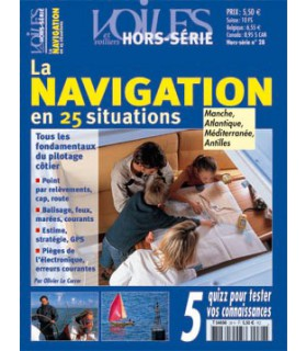 La navigation en 25 situations