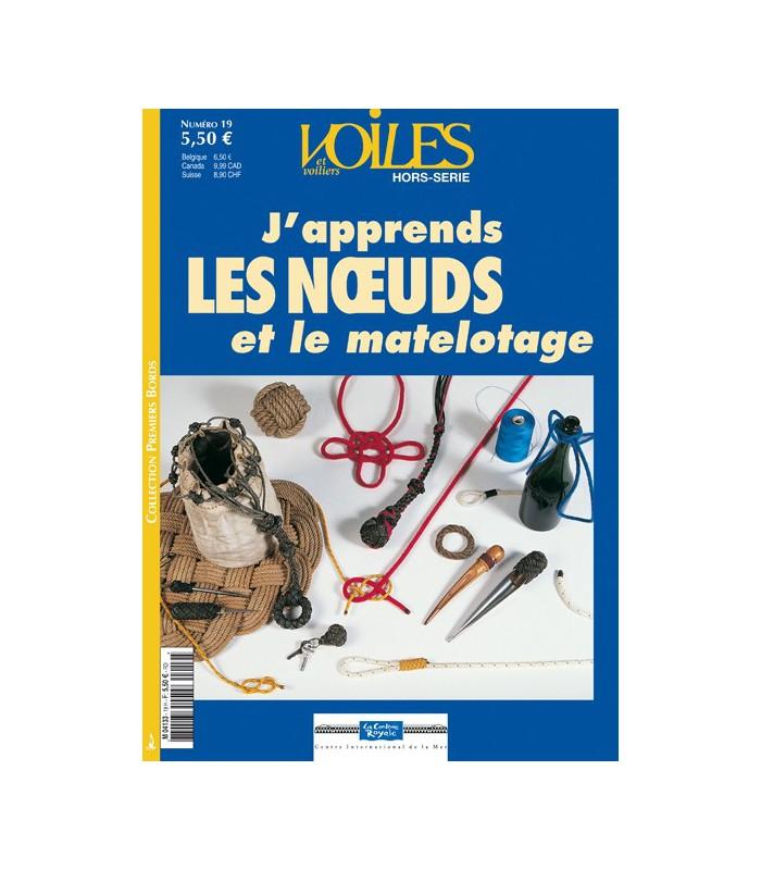 N°19 – J'apprends les noeuds et matelotage