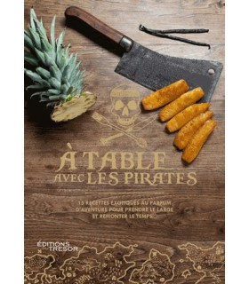 A table avec les pirates