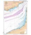 6824 L - Du Cap d'Antifer au Cap Gris-Nez - De Newhaven à Dover - Carte marine Shom papier