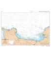 6857 - Du Cap de la Hague à Fécamp - Baie de Seine - Carte marine Shom papier