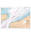 6735 L - Pas de Calais - De Boulogne-sur-Mer à Zeebrugge- Estuaire de la Tamise (Thames) - Carte marine Shom papier