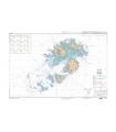 6745 L - Iles Scilly - Carte marine Shom papier