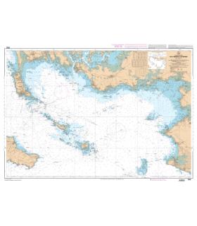 7033  - De Quiberon au Croisic - Carte marine Shom papier
