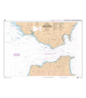 7042 L - Détroit de Gibraltar