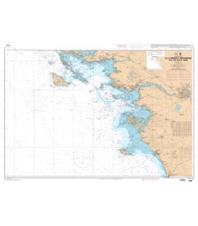 7068 L - De la presqu'île de Quiberon aux Sables-d'Olonne - Carte marine Shom papier