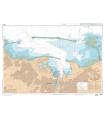 7086 L - Rade de Cherbourg - Carte marine Shom papier