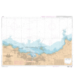 7092 L - De la Pointe de Nacqueville au Cap Lévi - Rade de Cherbourg - Carte marine Shom papier