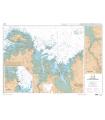 7095 L - Baie de Morlaix - De l'île de Batz à la Pointe de Primel - Carte marine Shom papier