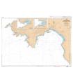 7118 L - Abords de Palma - De Isla Dragonera à Cabo Blanco - Carte marine Shom papier