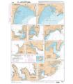 7119 L - Ports et mouillages de Mallorca et Cabrera - Carte marine Shom papier