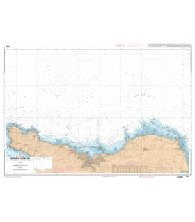 7120 L - Abords de Cherbourg - Du Cap de La Hague à la Pointe de Barfleur