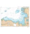 7124 L - Baie de Lannion - De la Pointe de Primel à l'île Grande - Carte marine Shom papier