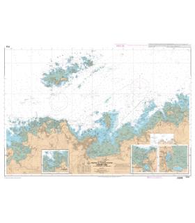7125 L - Abords de Perros-Guirec - Les Sept Iles - De l'Ile Grande à l'Ile Balanec